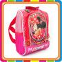 Lunchera Termica Disney Minnie - Original - Mundo Manias