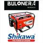 Grupo Electrogeno Shikawa G2800 6,5hp (igual 3500) Burzaco