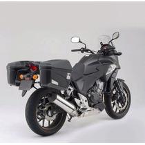 Kit Baules Laterales Kappa K22n Con Soportes Honda Nc 700 X