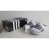 Sandalias Ojotas Adidas Duramo Clog Color Blanco (ultimas 2)