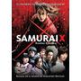 Coleccion 3dvd Samurai X Ruroni Kenshin - Nobuhiro Watsuki