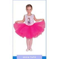 Disfraz De Frozen Anna Bailarina Novedad!! Original New Toys