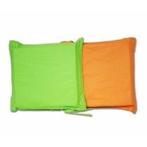 Almohadon Cubre Silla Ecocuero Varios Colores Resistente!!!