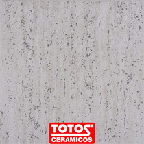 Ceramica Zanon Travertino Gris 33x33 1ra Quilmes Totos