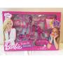 Juguete Barbie Set Doctora Grande
