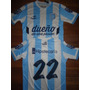 Camiseta Racing Topper 2014 Titular Dueño Campeon #22 Milito