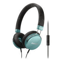 Auriculares Philips Shl5305 Verde Con Micrófono Sony