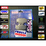 Pastilla De Freno Frasle Yamaha Klx 250r 94-96 Trasera