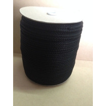 Soga De Polipropileno 6 Mm X 200mts Color Negro