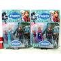 Frozen Muñecas / Muñecos 12 Cm Medianos Blister Pack X2 Surt