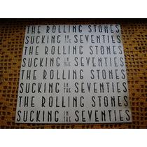 Rolling Stones / Sucking In The Seventies - Lp Vinilo Promo