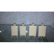 Mini Atriles De Fibrofacil Verticales De 6x9 X 10 Unidades