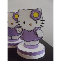 99b7ee50ec3 Centros Mesa-souvenirs De Kitty En Goma Eva Min 5u en venta en ...