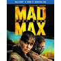 Blu-ray+dvd -- Mad Max: Fury Road