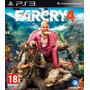 Far Cry 4 Ps3 Digital - Playstation 3