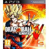 Dragon Ball Xenoverse Ps3 Digital Playstation 3