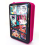 Cartuchera Monster High 2 Pisos C/cierre Licencia Original