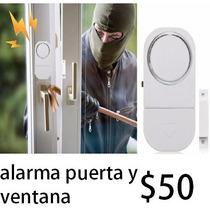 Alarma Puerta Y Ventana Temperley