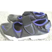 Nike Rift De Cuero-originales! 7/24cm-compradas En Usa