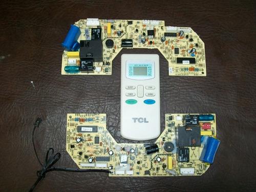 Placa electronica aire acondicionado hitplus frio calor en for Placa electronica aire acondicionado