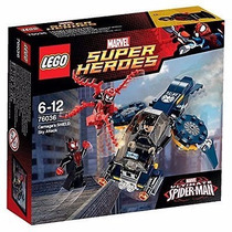 Lego Marvel Super Heroes Spider Man 76036 Original