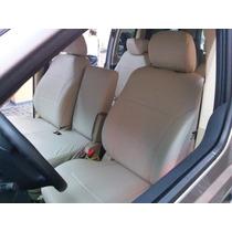 Fundas Asientos Cuerina Premium Beige Hyundai H1 2009-2014