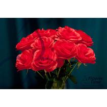 Rosas 120 Unidades Artificiales De Tela