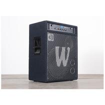 Amplificador De Bajo Warwick Sweet 25.2 250w De Potencia
