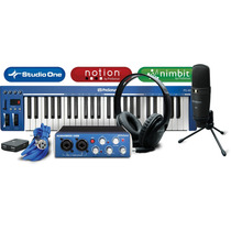 Presonus Music Creation Suite Kit Grabación Usb Stéreo