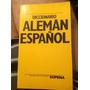 Diccionario Alemán/ Español