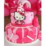 Torta Kitty Princesas Hago Tu Diseño! Pedidos Express!