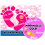 Kit Imprimible Baby Shower Nena + Candy Bar Golosinas