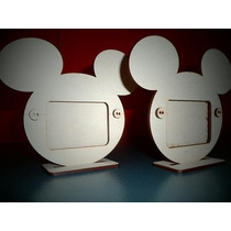 Portaretrato Minnie Y Mickey 10x15 10 U.