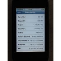 Apple Iphone 3g 8g Usado