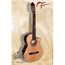 Fonseca 39k Guitarra De Estudio C/ Corte Daiam