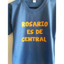 Remeras Rosario Es De Central