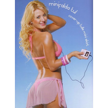 Minifalda Playa Tul Cocot Mallas 12146 Tu Ne Bl Rj Turq Choc