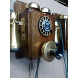 Telefono Antiguo De Pared