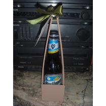 Cerveza Porron Quilmes 330cc + Cajita Souvenir 15 Años!