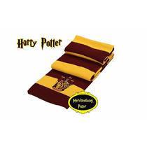 Bufanda Harry Potter Gryffindor Collection Con O Sin Escudo