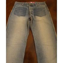 Jeans Usado Hombre Kosiuko Talle M Art 165