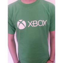 Remera Y Buzo De Joystick Xbox Logo !