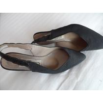 Zapatos Chaumont Nro 35 - Gross Negro