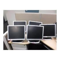 Monitores 17 P Hp Lg Viewsonic Dell Con Garantia Zona Centro