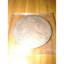 Moneda Thaler Austria Theresia 1780