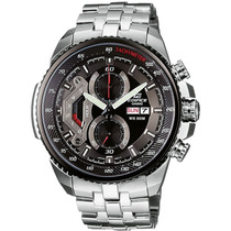 Reloj Casio Edifice ® Ef-558d-1av Cronometro Calendario