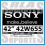 Adaptador Especial Sony 42 42w655 Opcional P/ Soporte Movil