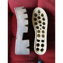 Suela De Goma Zapatillas,sandalias,zapatos Nº38/7/ 6 Nuevas