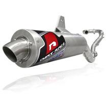 Escape Competicion Aluminio Honda Xre300 Dirt Race