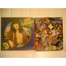 Bill Wyman - Special Package Book + Vinyl Monkey Grip !!!